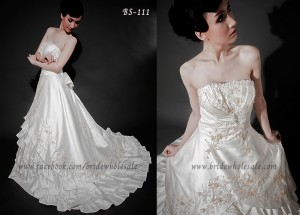 Available Collection Bride Dress II