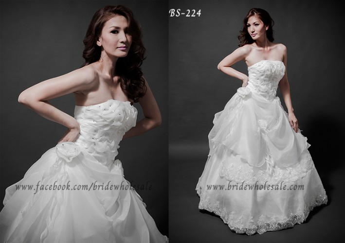 Available Collection Bride Dress I