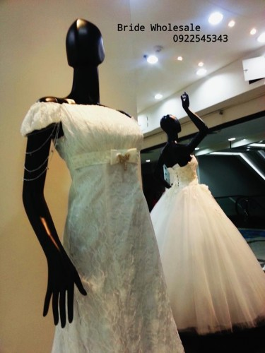 Bride Dress @ Watergate Pavillion I