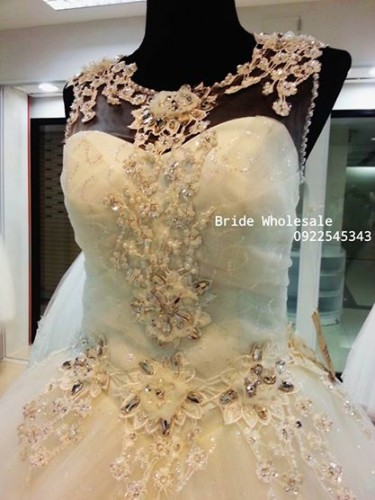 Bride Dress @ Watergate Pavillion IX