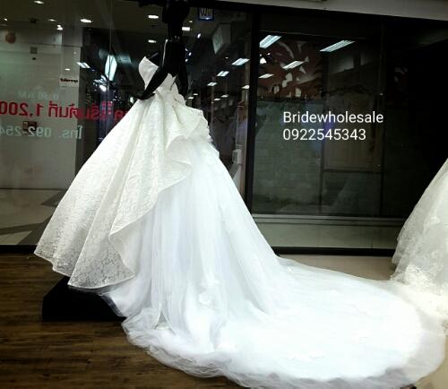 Exclusive Bridewholesale