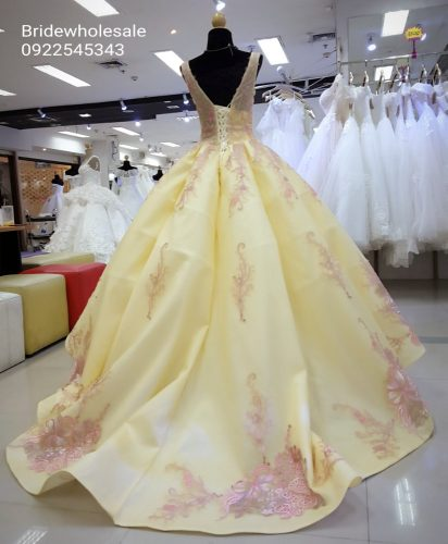 Colorful Style Bridewholesale