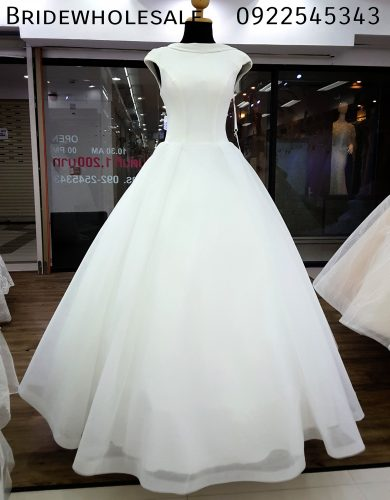 Minimal Bridal