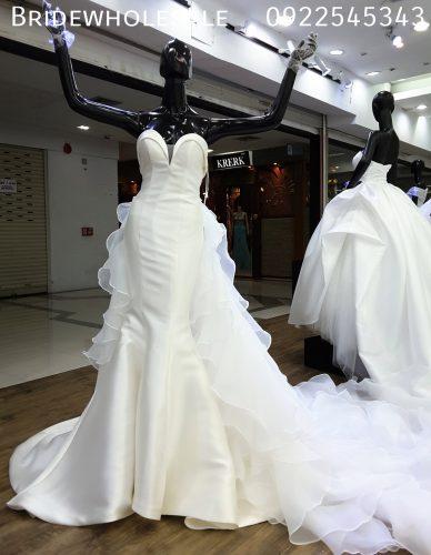 Minimal Bridal Style