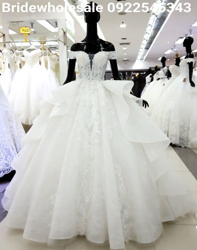 Popular Style Bridal Dress