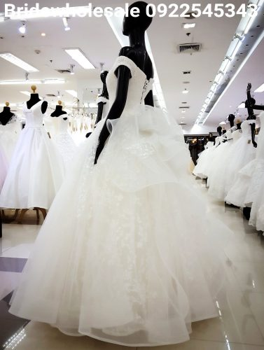 Sweety Style Bridal Dress