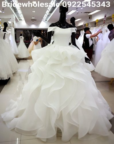 Super Stlye Bridal Dress