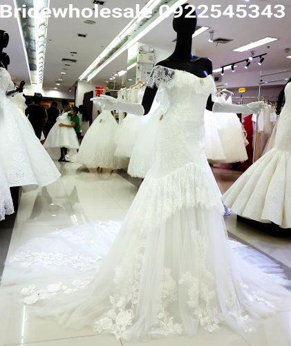 Vintage Style Bridal Dress