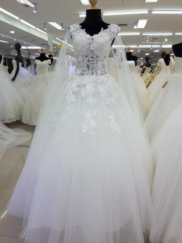 Standard Bridal Dress
