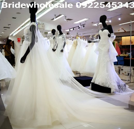 Intrend Style Bridal Dress