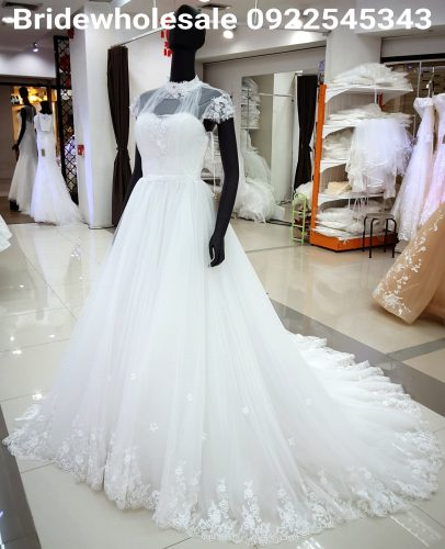 Sweet Style Bridal Dress