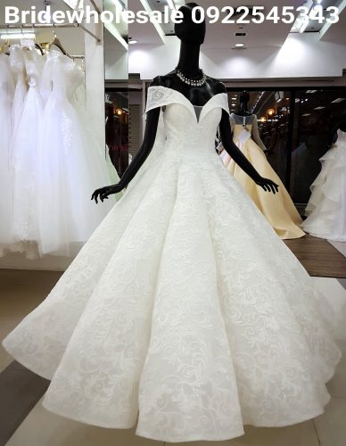 Classic Bridal Dress