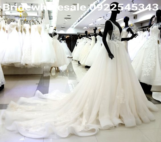 In Trend Style Bridal Dress