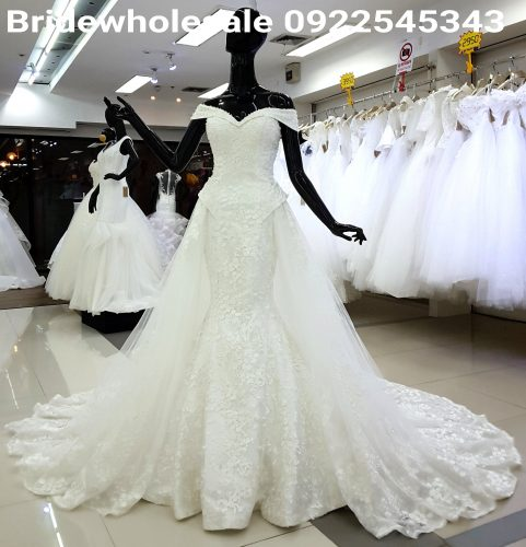 Super Style Bridal Dress