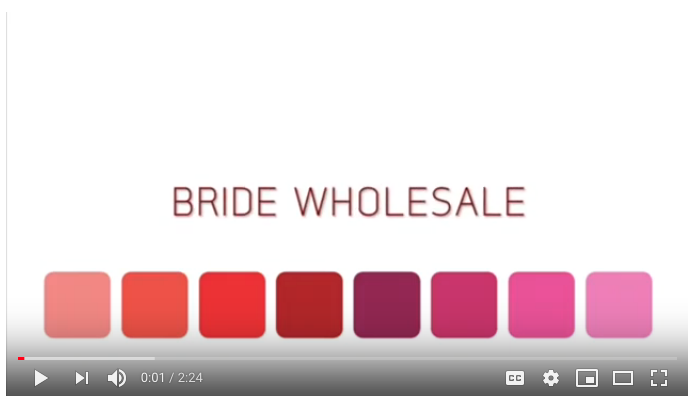 Bride Wholesale (VDO06)
