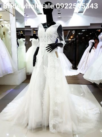 Most Stylish Style of Wedding Dress