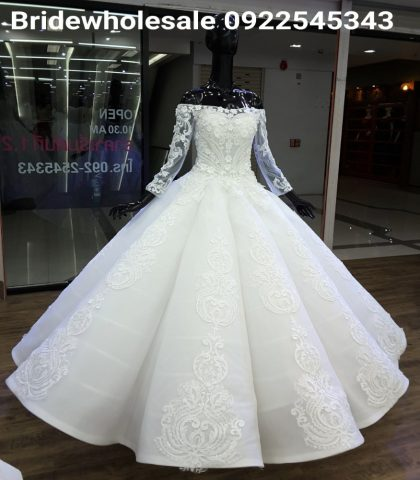 Wedding Dress of  Thailand