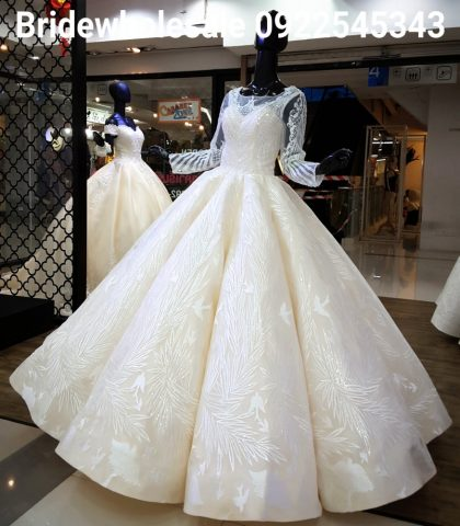 Most Beautyful Bridal Dress