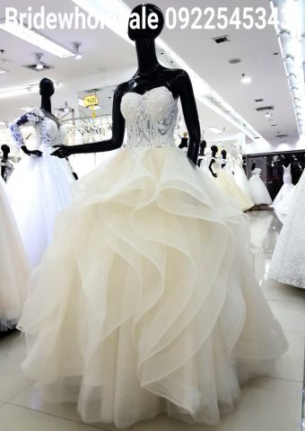 Chic Bride Dress