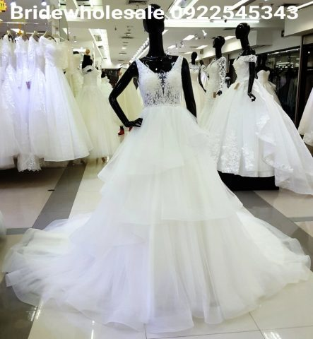 In Trend Style of Wedding Dress