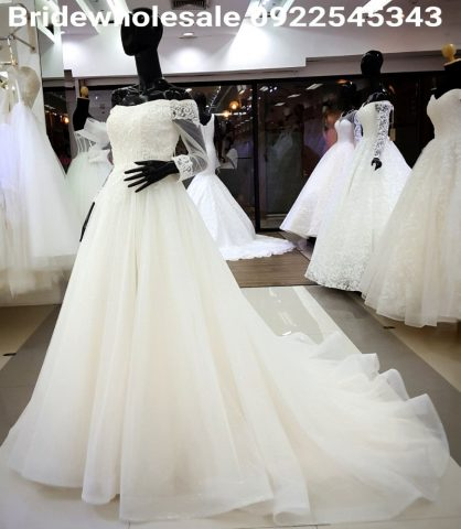 In Dream Wedding Dress