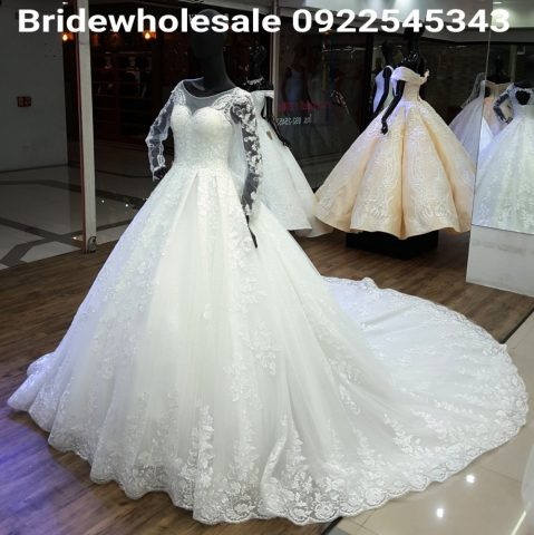 Luxury Bride Drese