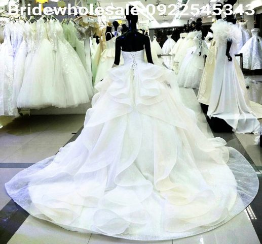 Beuatyful Wedding Gown