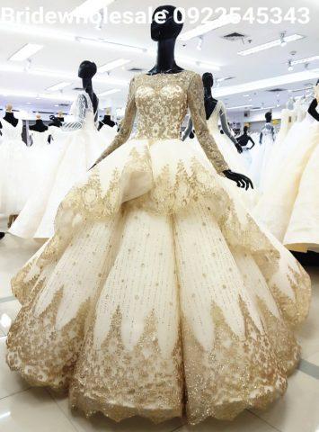 Muslim Bridal Gown