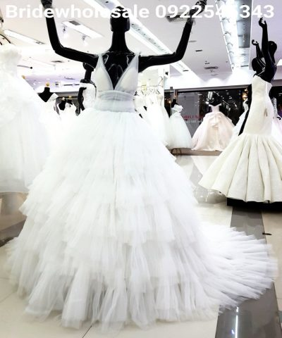 Cool Style Bridal Dress