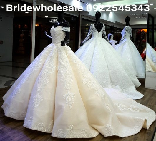 Best Style Bridal Dress