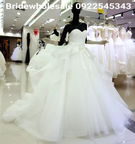 Exclusive Style Bridal Dress