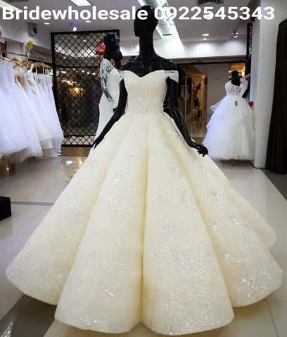 Coutour Wedding Gown