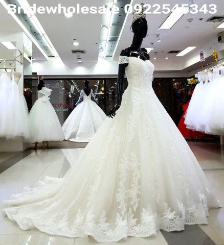 Forever Popular Bridal Style