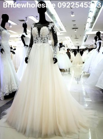 Casual Style Wedding Dress