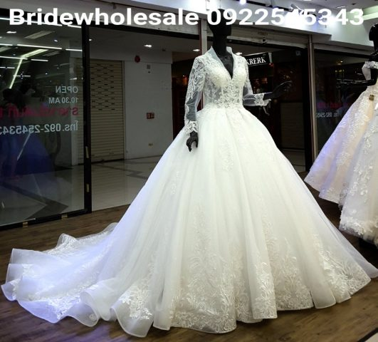 New Style Bridal Dress 2019