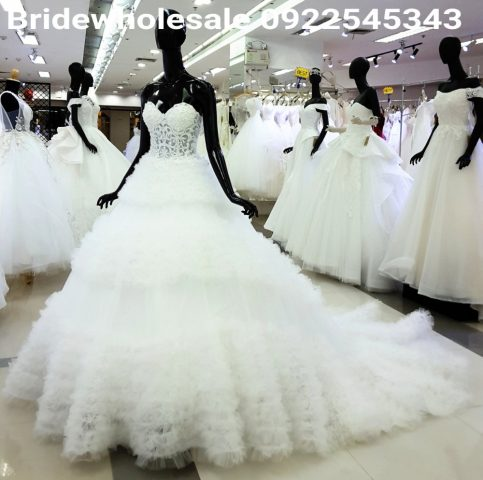 Wedding Dress In Dream