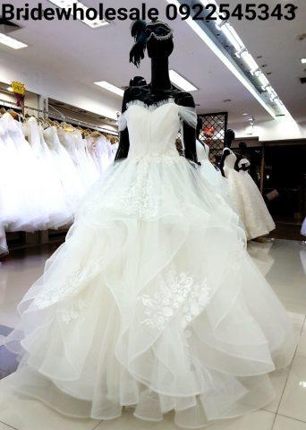 New Style Weddinf Dress
