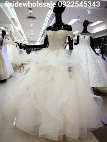 New Style Wedding Dress