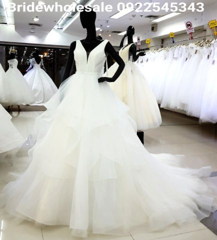 Chic Style Bridal Gown