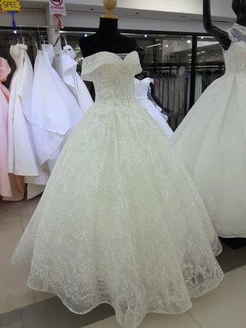 Popular Wedding Gown