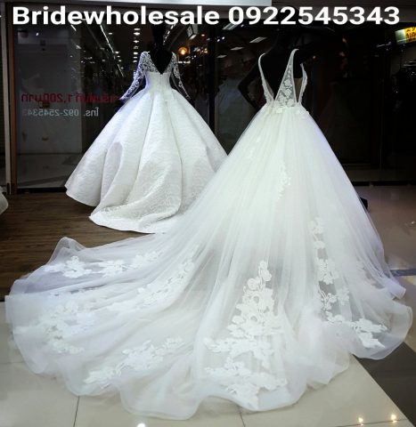 Coutour Bridal Dress