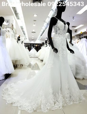Sweet Style Bridal Gown