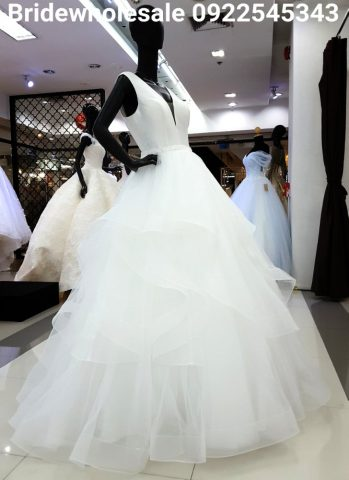 New Look Wedding Gown