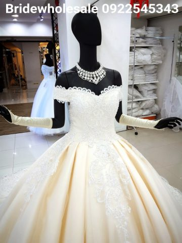 Wonderful Wedding Dress