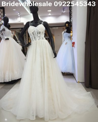 Wintage Wedding Dress